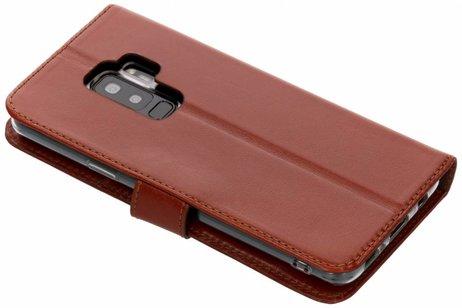 Samsung Galaxy S9 Plus hoesje - Valenta Premium Booktype voor