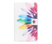 Design Softcase Bookcase Samsung Galaxy Tab A 7.0 (2016)