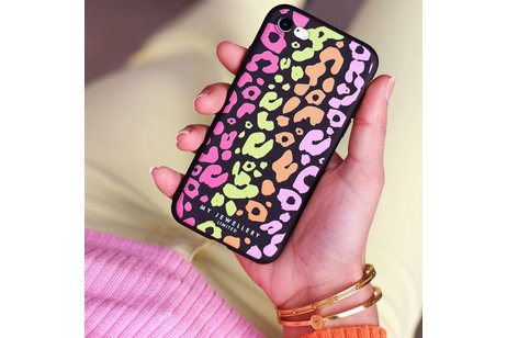 My Jewellery Design Backcover voor iPhone 8 / 7 - Panther