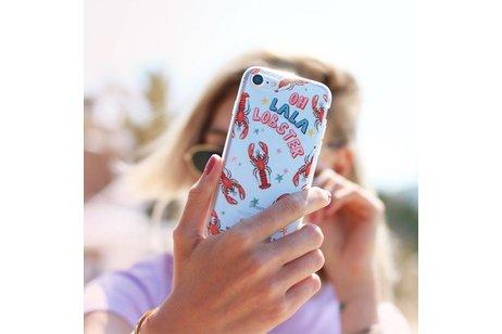 My Jewellery Design Backcover voor iPhone 8 Plus / 7 Plus - Lobster