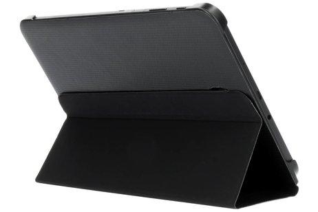 Bookcase voor Samsung Galaxy Tab A 10.1 (2016) - Zwart
