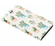 Design Hardcase Booktype Huawei Y6 (2017)