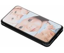 Nokia 6 gel booktype hoes ontwerpen (eenzijdig)