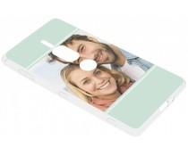 Ontwerp uw eigen Sony Xperia XZ2 Premium gel hoesje