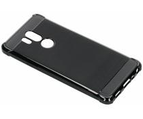 Zwart Xtreme siliconen hoesje LG G7