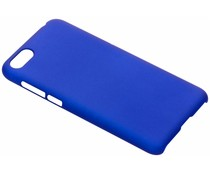 Blauw Effen hardcase hoesje Huawei Y5 (2018)