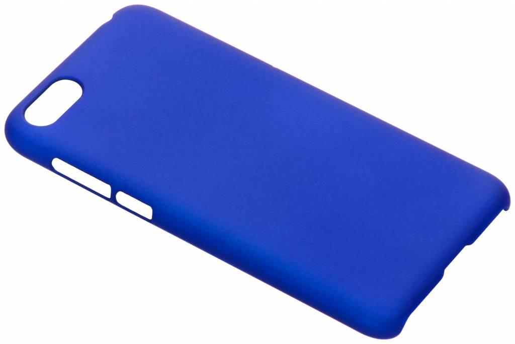 Blauw effen hardcase hoesje voor de Huawei Y5 (2018) / Honor 7s
