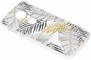 Design Backcover voor Motorola Moto E5 Plus - Glamour Botanic