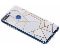 Design TPU hoesje Huawei Y7 (2018)