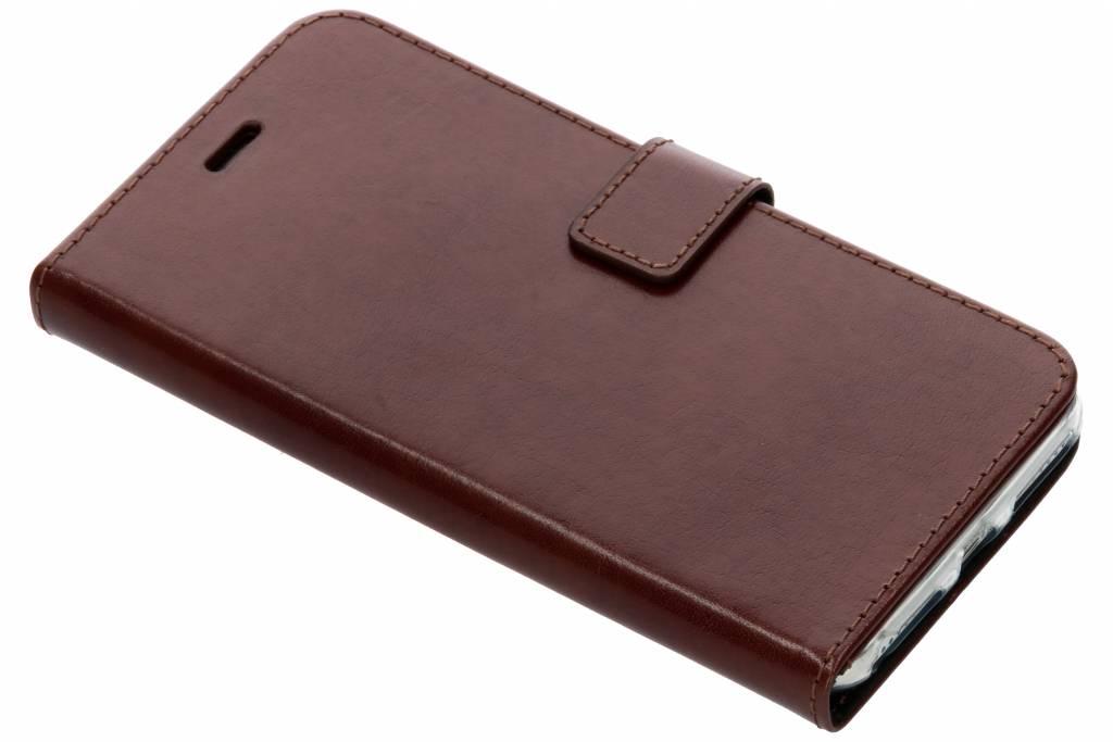 Valenta Bruine Booklet Leather voor de iPhone 8 Plus / 7 Plus / 6s Plus / 6 Plus