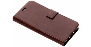 Valenta Leather Booktype Samsung Galaxy S9 Plus