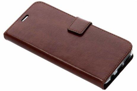 Samsung Galaxy S9 hoesje - Valenta Leather Booktype voor