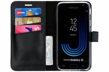 Samsung Galaxy J3 (2017) hoesje - Valenta Leather Booktype voor