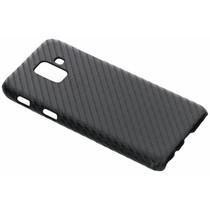 Carbon Hardcase Backcover Samsung Galaxy A6 (2018)