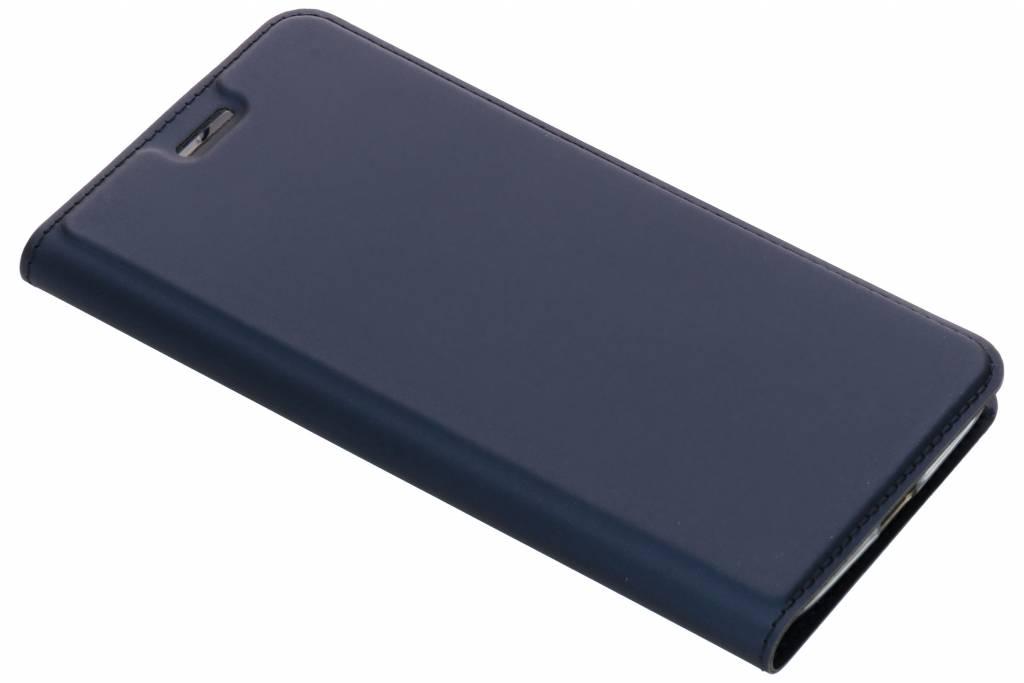 Dux Ducis Blauwe Slim TPU Booklet voor de Motorola Moto Z3 Play