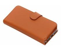 Selencia Saffiano 9 slots Portemonnee iPhone 8 Plus / 7 Plus / 6 Plus