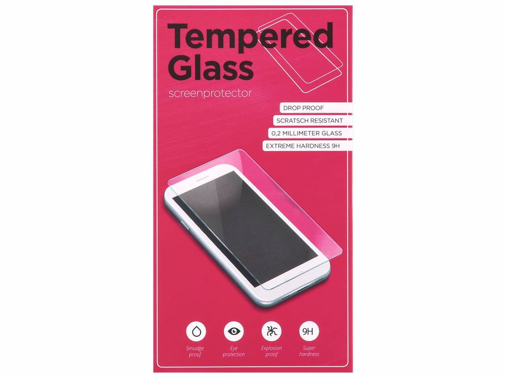 Gehard glas screenprotector Nokia 2.1