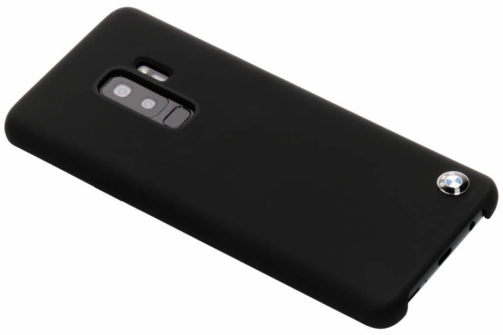 Zwarte Silicone Hard Case voor de Samsung Galaxy S9 Plus