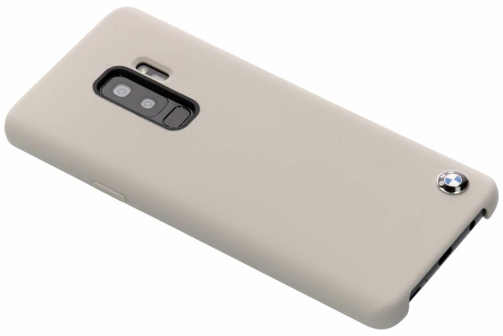 Taupe Silicone Hard Case voor de Samsung Galaxy S9 Plus