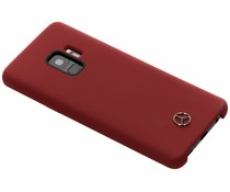 Mercedes-Benz Rood Silicone Case Samsung Galaxy S9