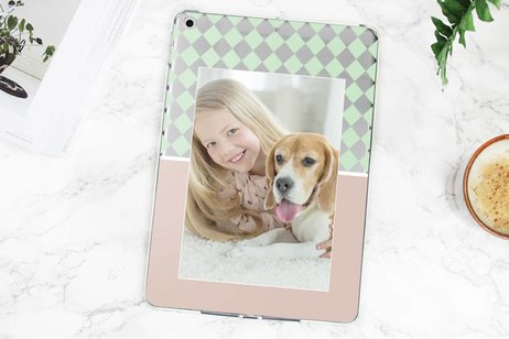 Ontwerp uw eigen iPad Air gel tablethoes