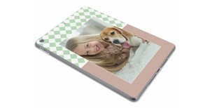 Ontwerp uw eigen iPad (2018) / (2017) gel tablethoes