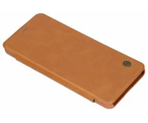 Nillkin Bruin Qin Leather slim booktype LG G7