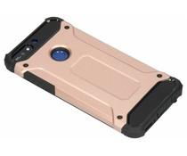 Rosé Goud Rugged Xtreme Case Huawei Y7 (2018)