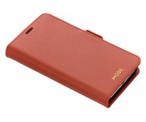 dbramante1928 Koperkleurig New York Leather 2-in-1 Wallet Case iPhone Xs / X