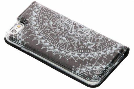 iPhone 6 / 6s hoesje - Design Softcase Booktype voor
