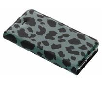 Urban Design TPU Bookcase iPhone 5 / 5s / SE
