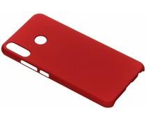Rood Effen hardcase hoesje Asus ZenFone 5 / 5Z