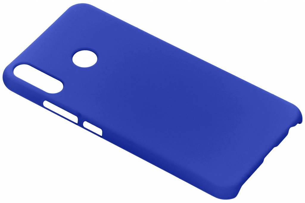 Blauw effen hardcase hoesje voor de Asus ZenFone 5 / 5Z
