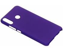 Paars Effen hardcase hoesje Asus ZenFone 5 / 5Z