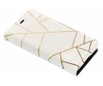 Design TPU Bookcase Sony Xperia XZ2 Compact