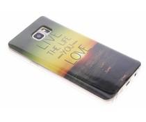 Design TPU siliconen hoesje Samsung Galaxy Note 5