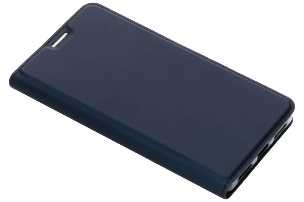 Dux Ducis Blauwe Slim TPU Booklet voor de Xiaomi Redmi Note 4