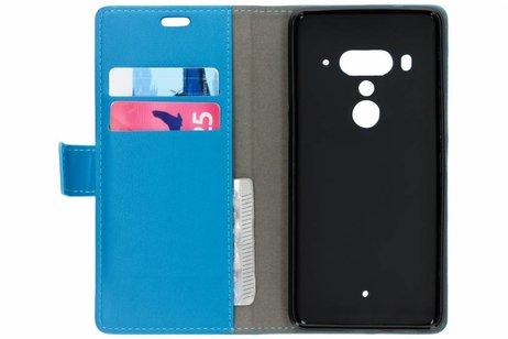 HTC U12 Plus hoesje - Basic Booktype voor HTC
