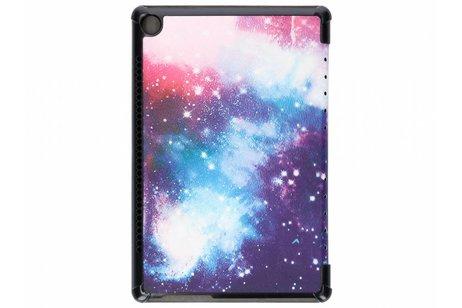 Huawei MediaPad M5 Pro 10.8 inch hoesje - Design Hardcase Bookcase voor