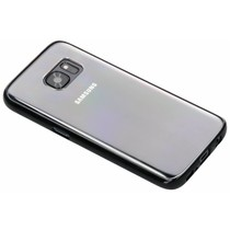 Be Hello Zwart Duo Case Samsung Galaxy S7