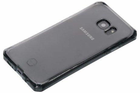 Itskins Zwarte Spectrum Case voor de Samsung Galaxy S7 Edge