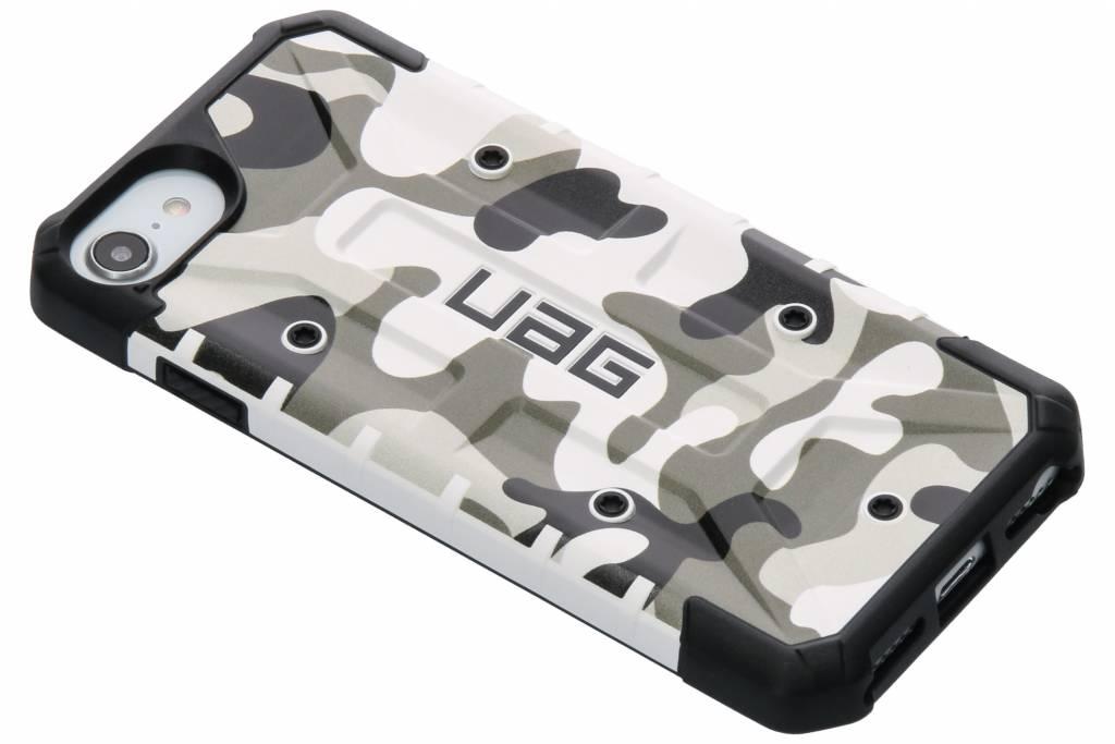 UAG Camouflage Witte Pathfinder Case voor de iPhone 8 / 7 / 6s / 6