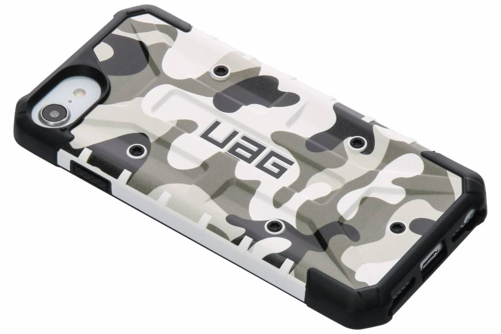 UAG Pathfinder Backcover voor iPhone 8 / 7 / 6s / 6 - Wit