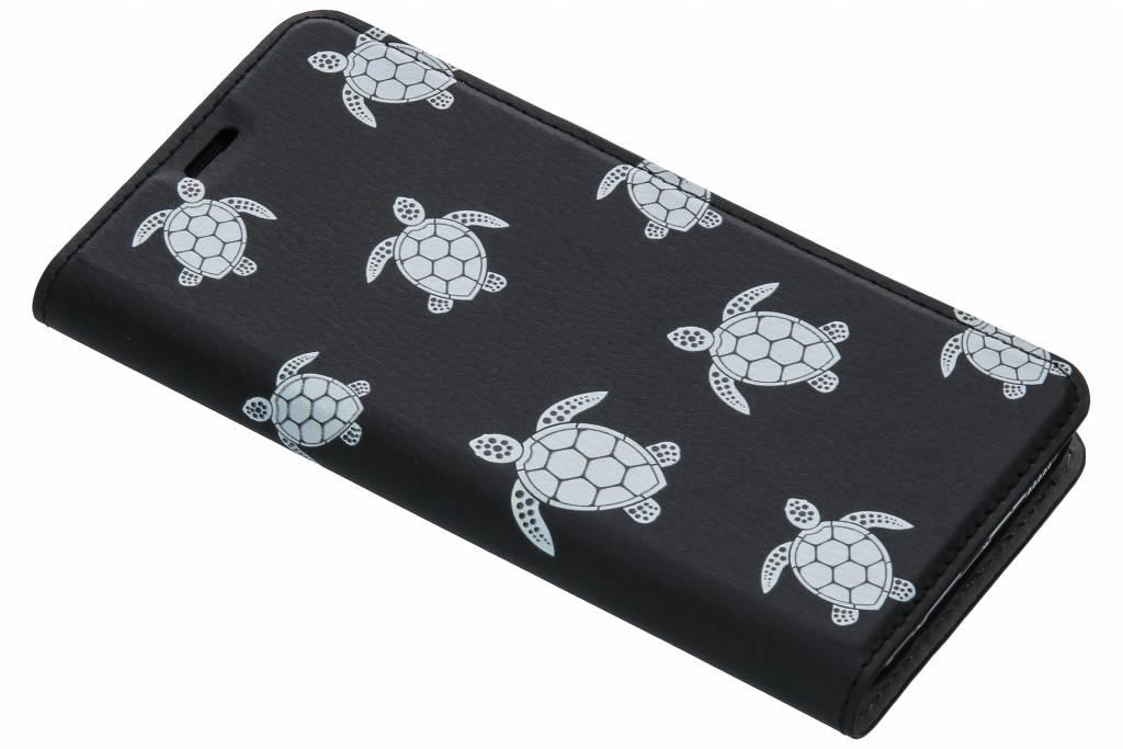 Design Hardcase Booktype voor Samsung Galaxy S8 - Schildpad