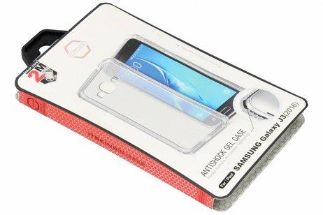 Itskins Transparante Spectrum Case voor de Samsung Galaxy J3 / J3 (2016)