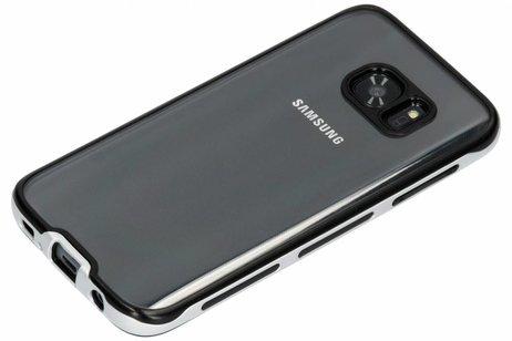 Itskins Zilveren Venum Reloaded Case voor de Samsung Galaxy S7