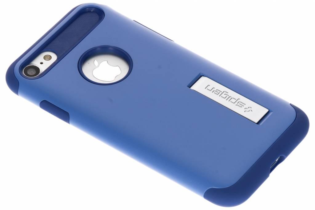 Spigen Blauwe Slim Armor™ Case voor de iPhone 8 / 7