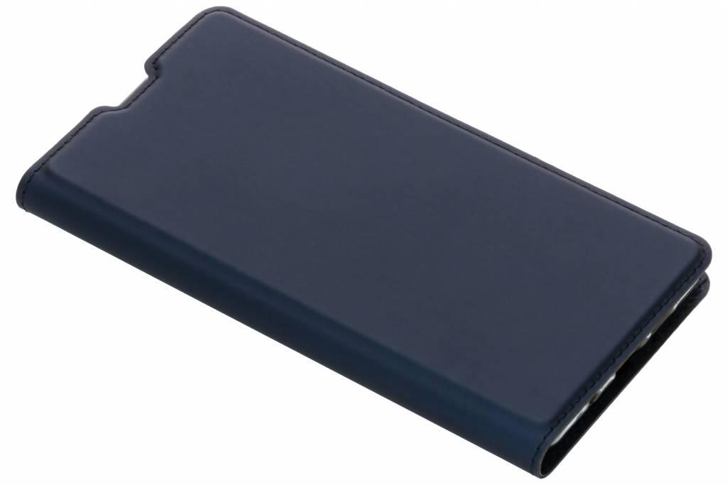 Dux Ducis Slim Softcase Booktype voor Xiaomi Mi Mix 2S - Donkerblauw