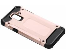 Rosé Goud Rugged Xtreme Case Samsung Galaxy A6 (2018)