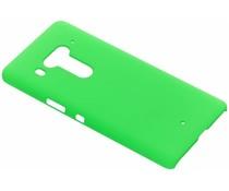 Groen effen hardcase hoesje HTC U12 Plus
